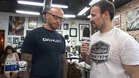 ami james now ami james from miami ink mma att and tattoos youtube