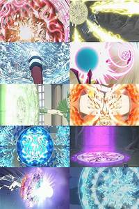 Magic Circles from Fairy Tail // I LOVE the intricate ...
