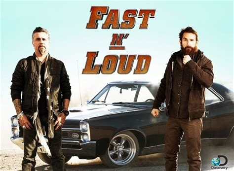 fast  loud tv show air  track episodes