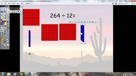 lesson  dividing   digit divisor  base ten