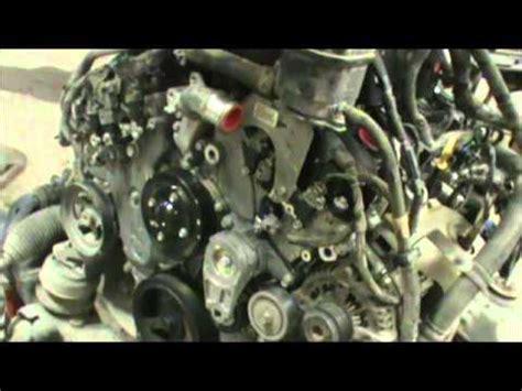 chevy traverse engine swap youtube