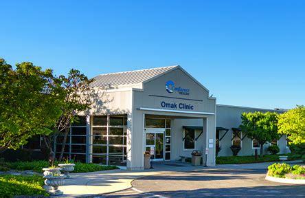 omak clinic confluence health