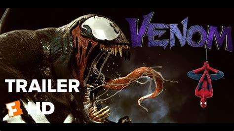 Venom Official Fan Made Trailer  (2018) Ronny Yu Movie
