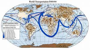 international shipping routes map - Google Search | Cape ...