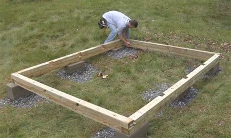 popular shed foundations    favorite