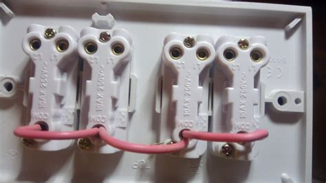 Electrical Wiring Gang Light Switch Home Improvement
