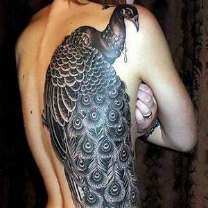 Peacock Tattoo Meaning: Pride and Luxury