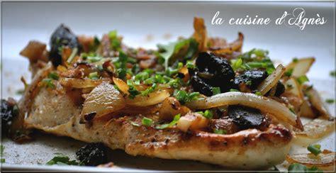 cuisine blanc de poulet recettes d 39 escalopes par la cuisine d 39 agnes blanc de poulet au citron gingembre et noisettes