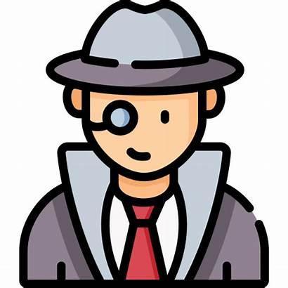 Detective Icon Icons
