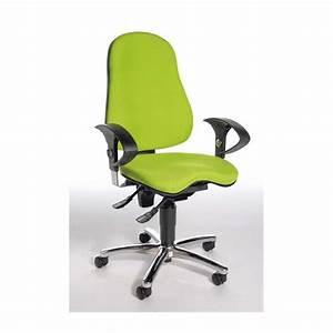 Chaise De Bureau : chaise de bureau ergonomique sitness 10 4 pieds tables chaises et tabourets ~ Teatrodelosmanantiales.com Idées de Décoration