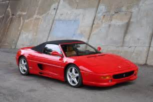 The f355, with the 5 valves per cylinder, has a unique sound that is my favorite of anything short of formula 1. 1997 Ferrari F355 Spider Stock # 22124 for sale near Astoria, NY   NY Ferrari Dealer
