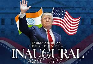 Indian American Trump supporters to celebrate inauguration ...