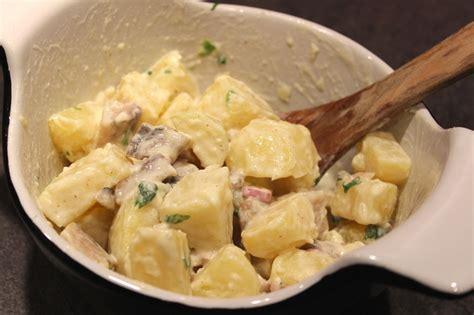 salade de pommes de terre aux harengs fum 233 s pour ceux