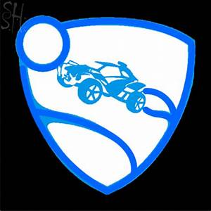 Custom Rocket League Logo Neon Sign 3