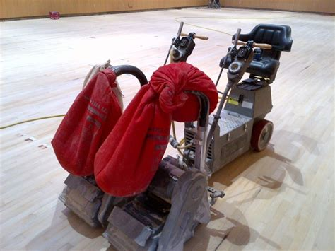 Dustless Floor Sanding Machines by Ahf Hardwood Floor Sanding Services Vancouver Bc Dustless