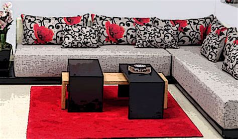 canape moderne best fauteuille en cuir dangle style marocain pictures