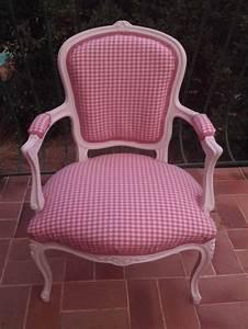 Fauteuil Ancien Bergere : fauteuil berg re style louis xv relook ~ Teatrodelosmanantiales.com Idées de Décoration