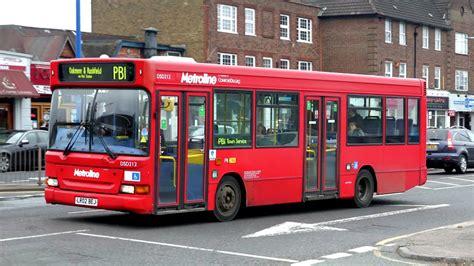 london buses metroline scrap book single deckers youtube