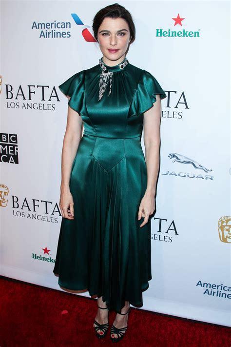 Rachel Weisz 2019 BAFTA Tea Party 1 | Satiny