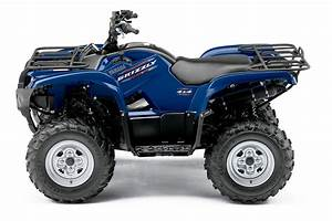 Yamaha Grizzly 700 Fi 4x4 Eps - 2009  2010