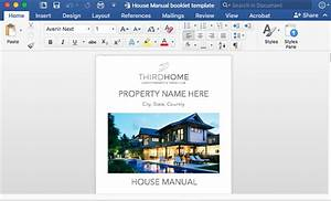 How To Create A House Manual For Guests