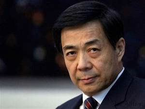 China charges Bo Xilai with corruption, abuse of power