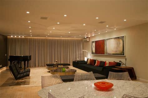 deckenleuchten wohnzimmer modern indirekte beleuchtung f 252 rs wohnzimmer 60 ideen