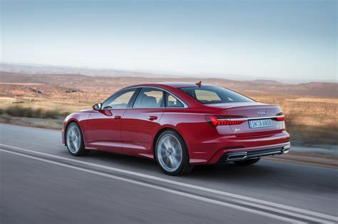 2019 Audi A6 Quietly Enters The Fray  Automobile Magazine