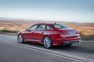 Neue A6 2018 : 2019 audi a6 quietly enters the fray automobile magazine ~ Blog.minnesotawildstore.com Haus und Dekorationen