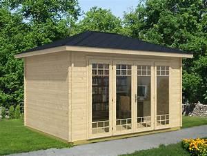 Gartenhäuser Aus Stein : gartenhaus kaarina 50 b ~ Markanthonyermac.com Haus und Dekorationen