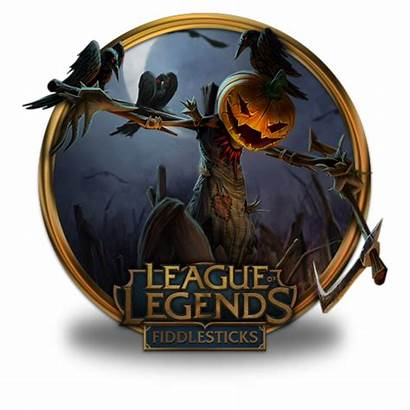 Fiddlesticks Pumpkin Icon Pumpkinhead Fazie69 League Legends