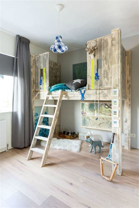 1169 Best Kids' Rooms Bunk Beds + Builtins Images On