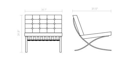 Barcelona Chair Redesign By Kallum Gibbs At Coroflot.com