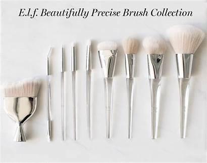 Brush Makeup Precise Beautifully Cosmetics Glamour Elf