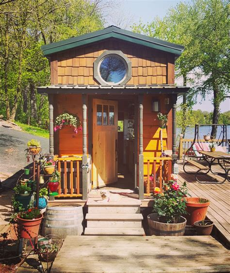 living in a tiny house the tiny house living from who ve