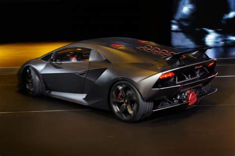 Auto Trend Lamborghini Sesto Elemento Concept Live