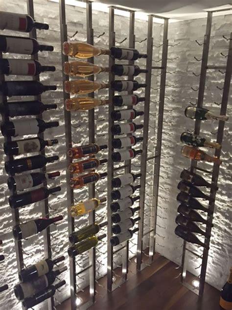 vintageview wine racks   floor  ceiling mounting
