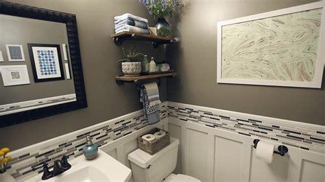 small bathrooms  homes gardens