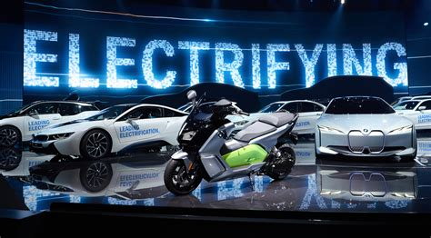 Electric Cars 2017 by Best Electric Cars At The 2017 Frankfurt Auto Show