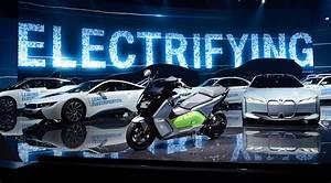Extreme Auto : best electric cars at the 2017 frankfurt auto show ~ Gottalentnigeria.com Avis de Voitures
