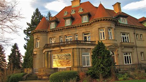 pittock mansion museum  portland thousand wonders