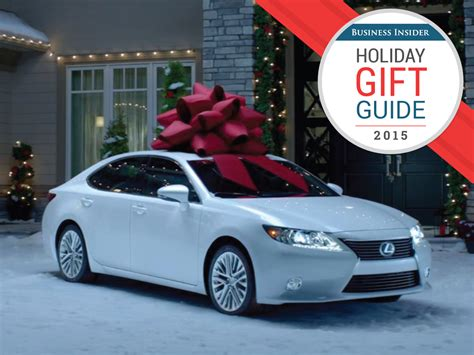 Car Gifts For by Business Insider Car Gift Guide 2015 Business Insider