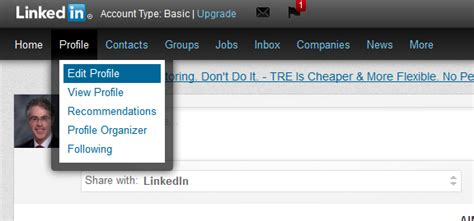 4 things you need to remove from your linkedin profile