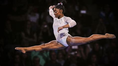 Simone Biles wins fifth world all-around title | GMA