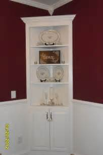 Build Your Own Curio Cabinet by Build Corner Curio Cabinet Woodworking Projects Amp Plans