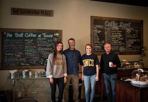 Debeen is the second oldest coffee shop in the triad. Coffee Depot opens in downtown Thomasville - News - The Dispatch - Lexington, NC