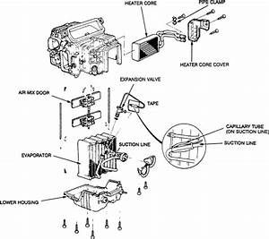 Diagram  2002 Acura Rsx Air Conditioning Diagram Full Version Hd Quality Conditioning Diagram