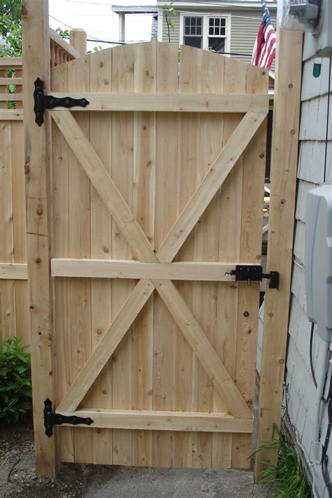 exterior decorating charming fence gate designs