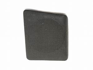 Rh Dash Speaker Cover 90-97 Vw Passat B4 Grille Grill Black