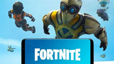 fortnite ya permite jugar en moviles  mando